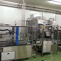 fully-automatic bottling line